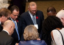Ottawa Civic Prayer Breakfast emphasizes justice for the poor