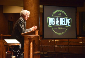 Dig & Delve conference hits its target