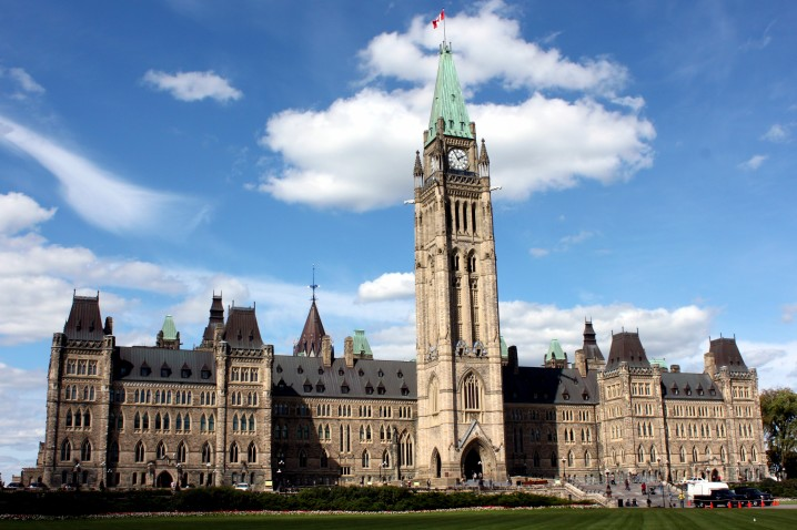 40 years of Bible study on Parliament Hill
