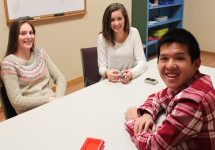 Common Table helps youth with autism overcome life's barriers