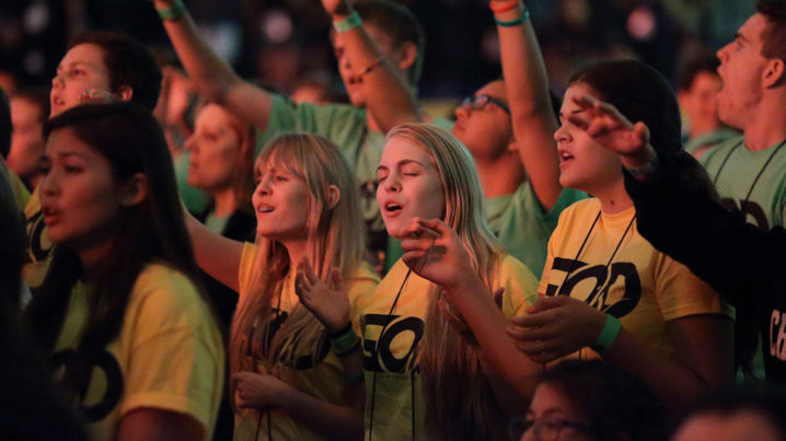 Ottawa youth head to Steubenville Toronto Catholic Youth Conference