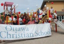Ottawa Christian School celebrates its jubilee