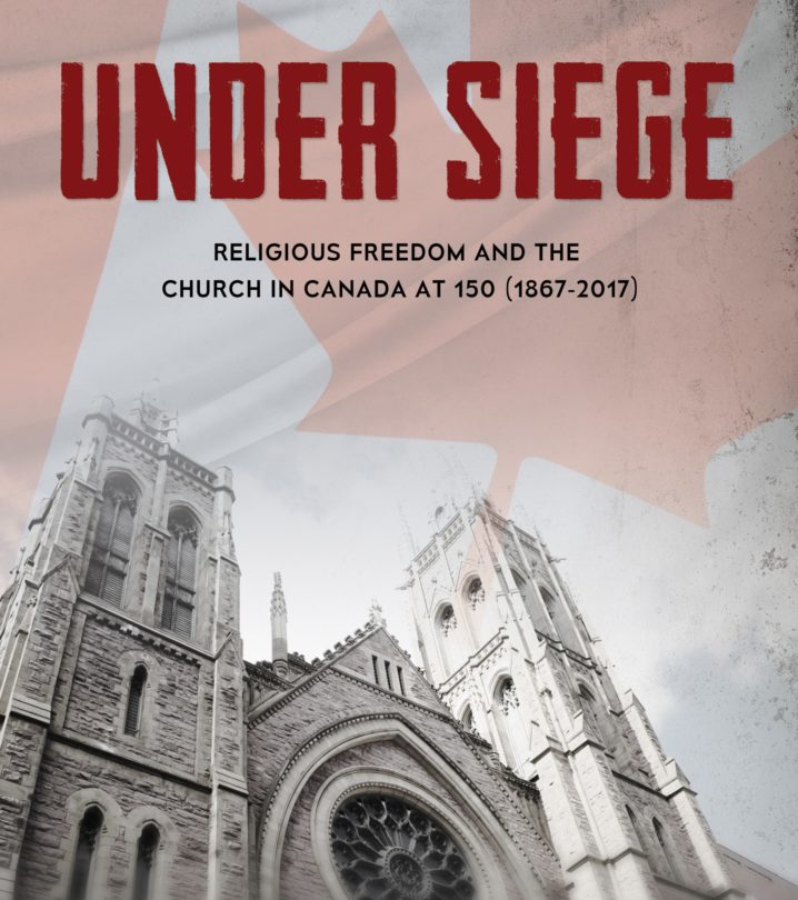 Under Siege: Excerpts from Don Hutchinson's new book on faith in Canada