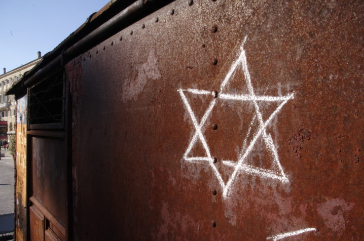 Anti-Semitism: a growing threat to everyone