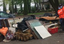 Samaritan's Purse helps with flood cleanup
