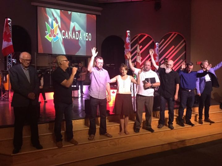 Churches unify in revival cry