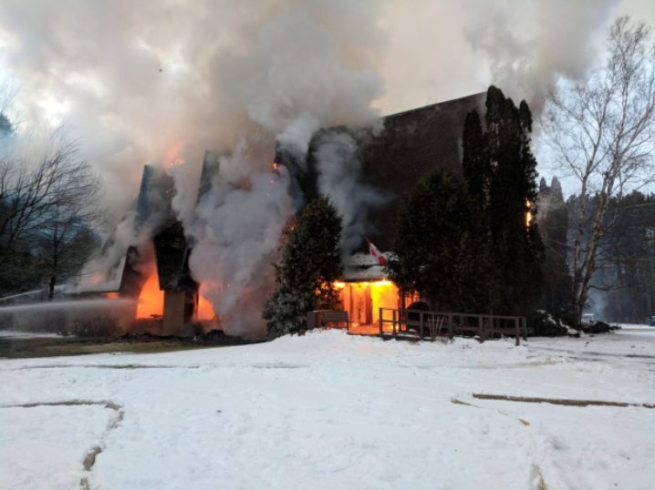 After the fire: What's next for Living Waters